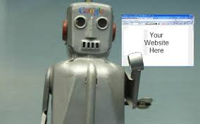 gambaran google bot mengindeks artikel di blog kita