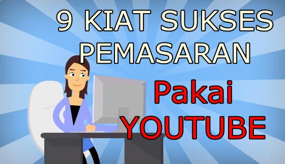 teknik iklan produk menggunakan youtube
