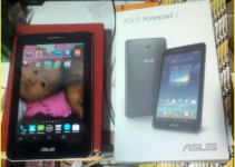 Review ASUS Fonepad 7 Seri ME175CG dengan 2 Micro SIM