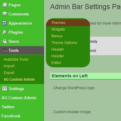 Plugin untuk Custom Admin Dashboard Dalam WordPress