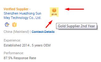 Cara membeli Produk di Alibaba Beli Di Gold Supplier