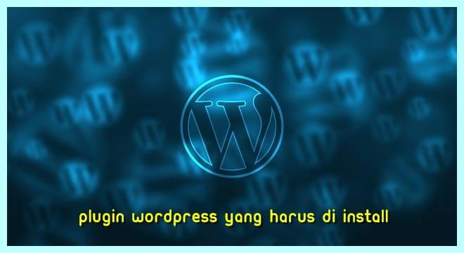 plugin wordpress yang sering digunakan