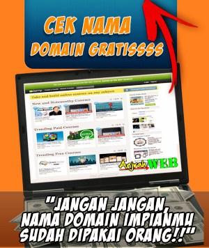 memilih nama toko online, memilih nama domain website toko online