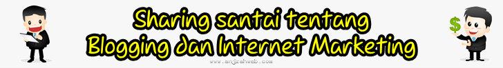 anjrah web indonesian internet marketer
