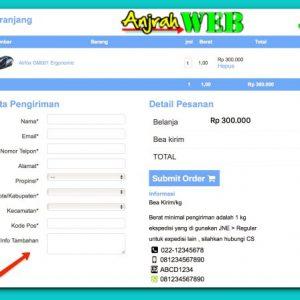 Review Theme Toko Online Wordpress Minimalis Untung Theme