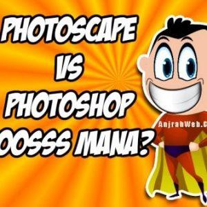 Kegunaan Photoscape, Fungsi Photoscape untuk Desain Internet Marketing