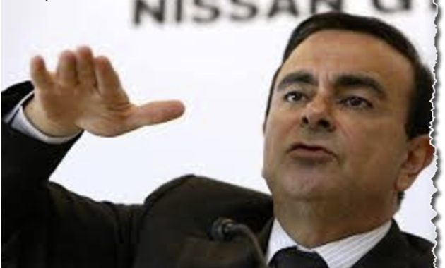 carlos ghosn nissan grounded leadership coaching