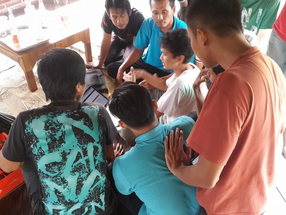 Sharing Private Tentang SEO dengan Komunitas Publisher dan Blogger Klaten