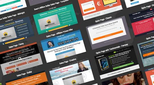 free download wordpress plugin theme sales page landing page