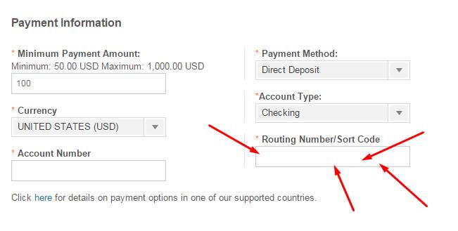 Routing Number Sort Code Bank BNI BCA swift code bni indonesia