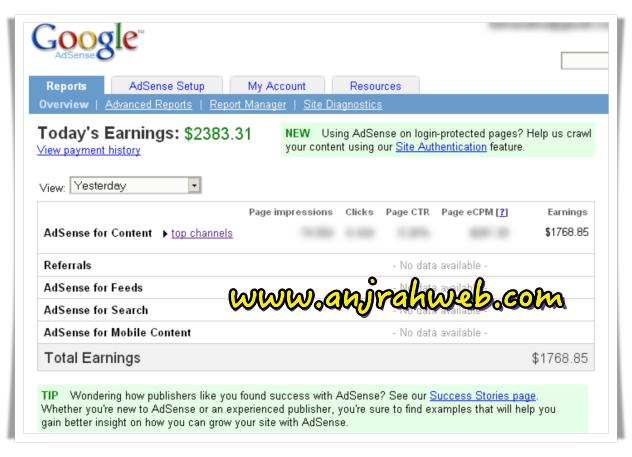 bagaimana cara mendapatkan uang dari google adsense youtube dan admob playstore