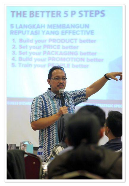 biodata laksita utama suhud buku advertising laksita utama suhud CEO Balai Kartini