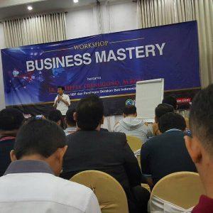 7 Langkah Esensial Cara Membangun Bisnis - Business Mastery IIBF Heppy Trenggono