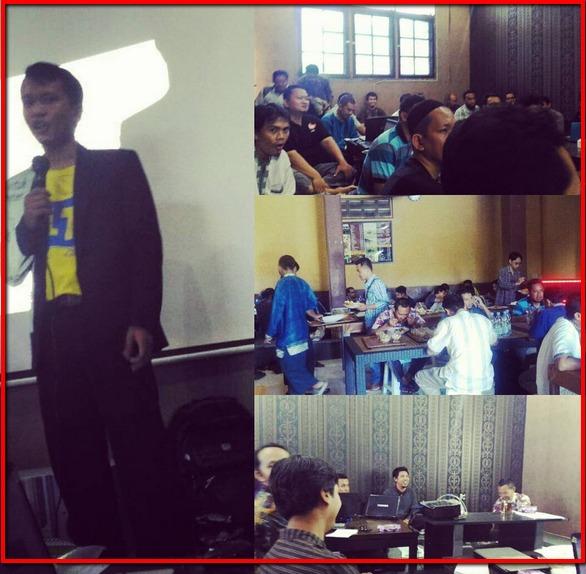 Pengalaman Diundang Jadi Trainer Pengisi Acara Seminar Kewirausahaan KPMI Solo
