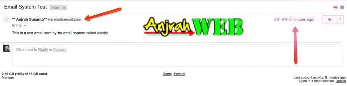 Review autoresponder kirim email autoresponder lokal bagus harga murah