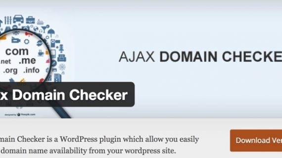 cara mengecek ketersediaan domain plugin wordpress domain checker
