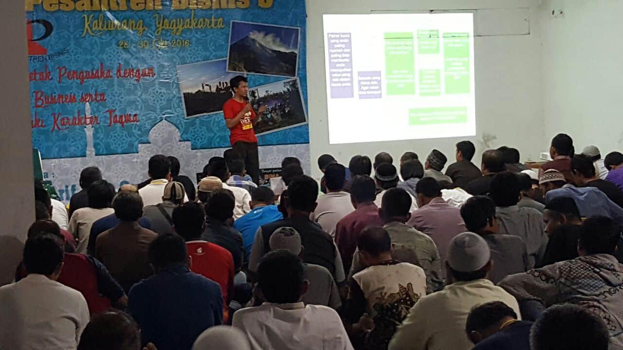 anjrah ari susanto pesantren bisnis indonesia