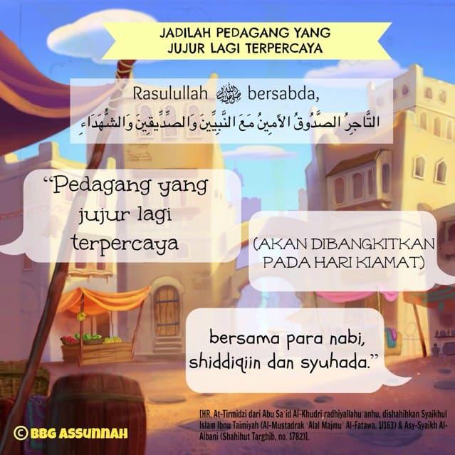 8 Kepribadian yang Harus Dimiliki Seorang Pengusaha Muslim