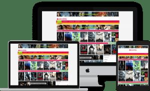 Wordpress Theme Streaming Film Mirip LK21 IMDB TMDB
