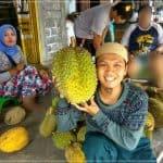 Maps Lokasi Pusat Durian di Klaten