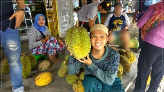 alamat pasar durian di klaten, penjual duren enak di klaten jogja solo