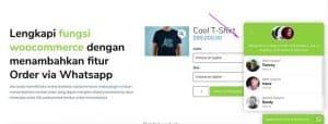 Plugin Whatsapp Wordpress Yang Bagus, Chat Whatsapp Langsung Dari Web oke wa