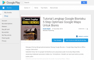 tutorial google bisnisku optimasi bisnis dengan denah google maps